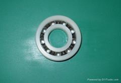 耐腐蝕塑料軸承