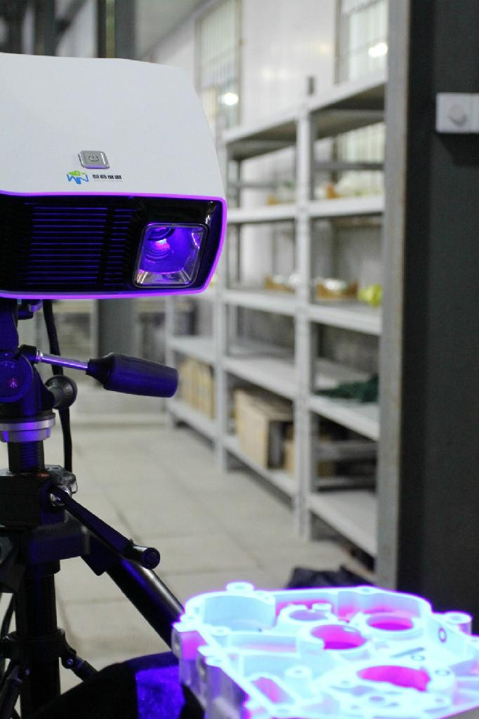 三維掃描儀、便攜式三維掃描儀 3