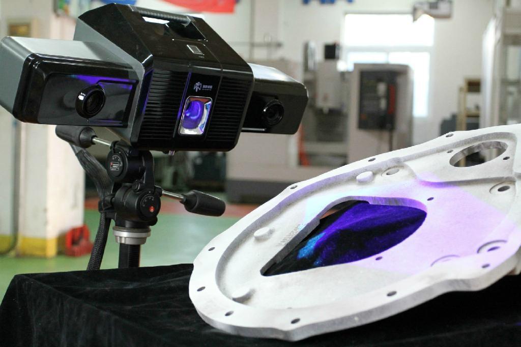 三維掃描儀 3