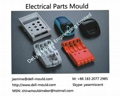 Plastic Injection Mould for Electrical Products