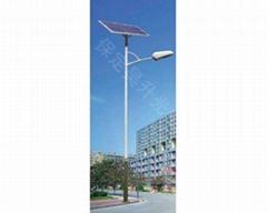 內蒙古赤峰太陽能路燈