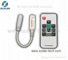 Mini RF RGB Controller
