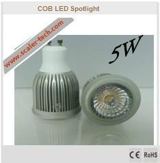 5W LED COB Spotlight