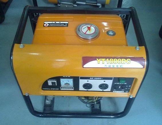 進口3kw汽油發電機YT4000UME 3