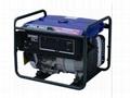 進口3kw汽油發電機YT4000UME 4