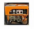 阿克甦直銷靜音3kw汽油發電機 3