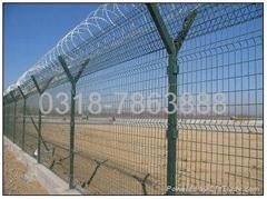 機場隔離柵