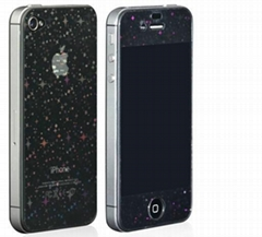 diamond screen protector for iphone 4/5
