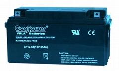 12V65鉛酸蓄電池