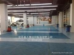 上海洗車專用防滑鍍鋅鋼格板