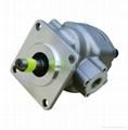 Ration gear pump