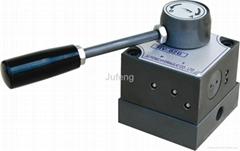 Hydraulic Manual Switching Va  e