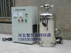 內置式消防水池自潔消毒器
