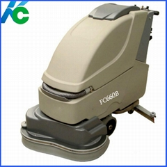 yihong hand push battery sweeper yhb1000 Tecsolum - industrial brush manufacturers - airport brushes (zig zag) ring brush type compatible with the most popular street sweepers on the road today.