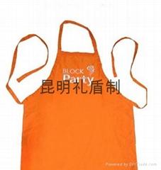 云南官渡区广告围裙厂家