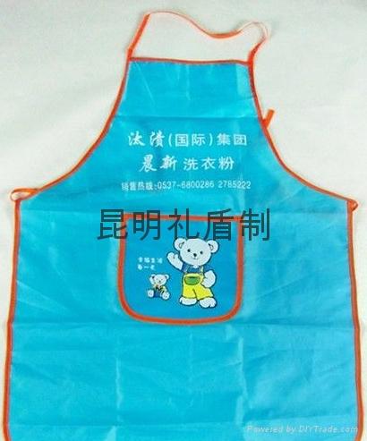 云南官渡区广告围裙厂家 2