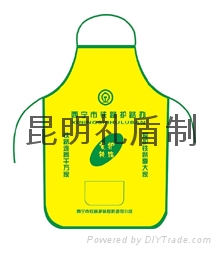 雲南官渡區廣告圍裙廠家 4
