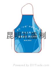 云南官渡区广告围裙厂家 5