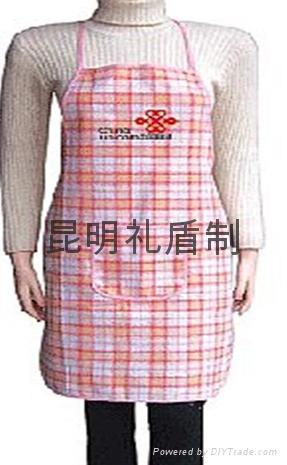昆明礼盾厂家直销围裙批发 2