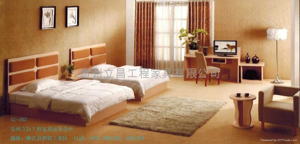 贵州酒店家具 3