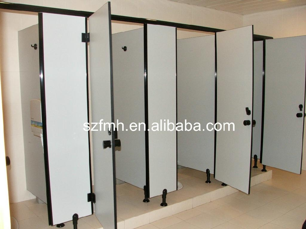 Fmh Waterproof Hpl Toilet Partition Fmhc02 Fumeihua