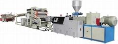 PVC Foam Board-Decorative Board Production Line
