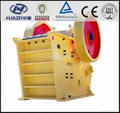 Latest France technology and high-throughput mining machine C series jaw crusher