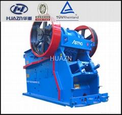Japanese technology ASJ-E Jaw crusher gold mining equipment