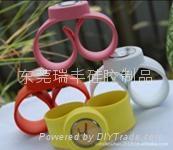 硅膠手錶 1