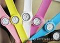 硅膠手錶 2