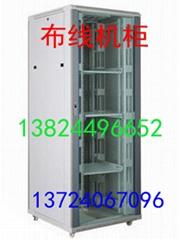 22U标准网络机柜