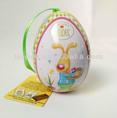 Easter egg tinmetal easter eggsegg shape tin holiday promotional easter egg tinmetal easter eggsegg shape tin holiday promotional gifts 1 negle Image collections