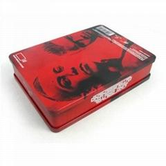 Double lidded DVD Box