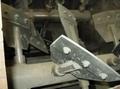 耐火材料混合機配件,耐磨襯板,攪拌槳葉,攪拌臂,壁/底部刮刀/刮板 1