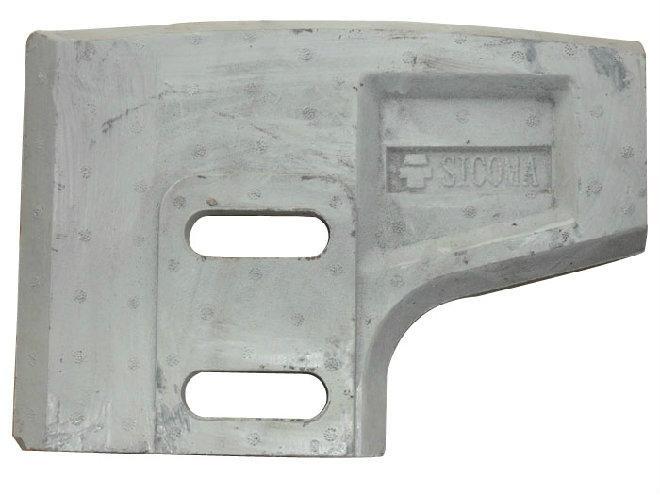 混凝土攪拌機配件,耐磨襯板,攪拌葉,攪拌臂,刮刀/刮板 1