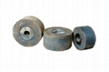 Glass grinder accessories, grinding