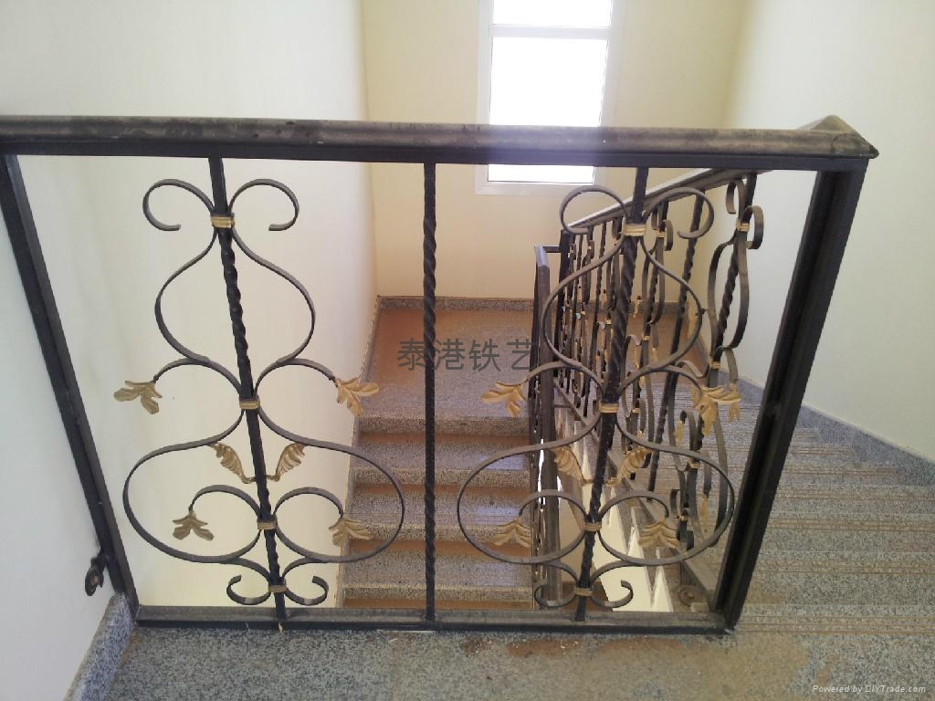 樓梯扶手 3