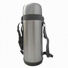 Thermos Multipurpose Stainless Steel Flask with 1.0L Capacity