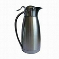 Stainless Steel Double Wall Vacuum Coffee Pot 2.0L 2