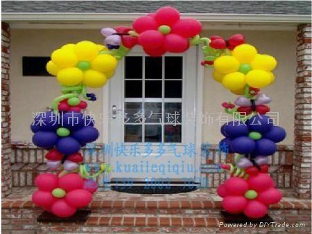 气球也有猪耳朵 动物造型气球抢先看 图片 77k 450x338
