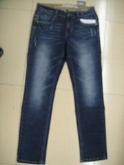 男裝牛仔褲 C001