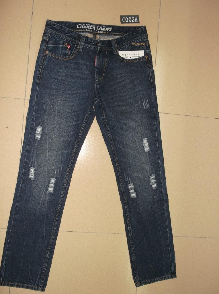 男裝牛仔褲 C002A 2