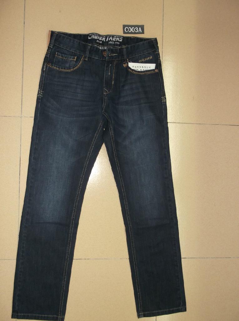男裝牛仔褲 C003A 1