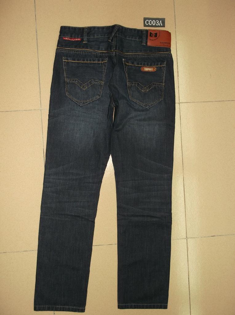 男裝牛仔褲 C003A 2