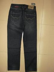 男装牛仔裤 C004