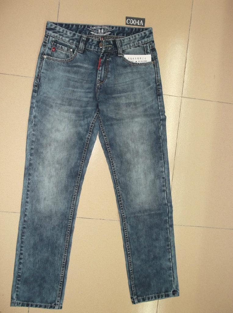 男裝牛仔褲 C004A 1