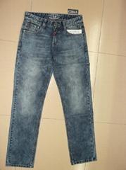 男装牛仔裤 C004A