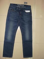 男装牛仔裤 C006