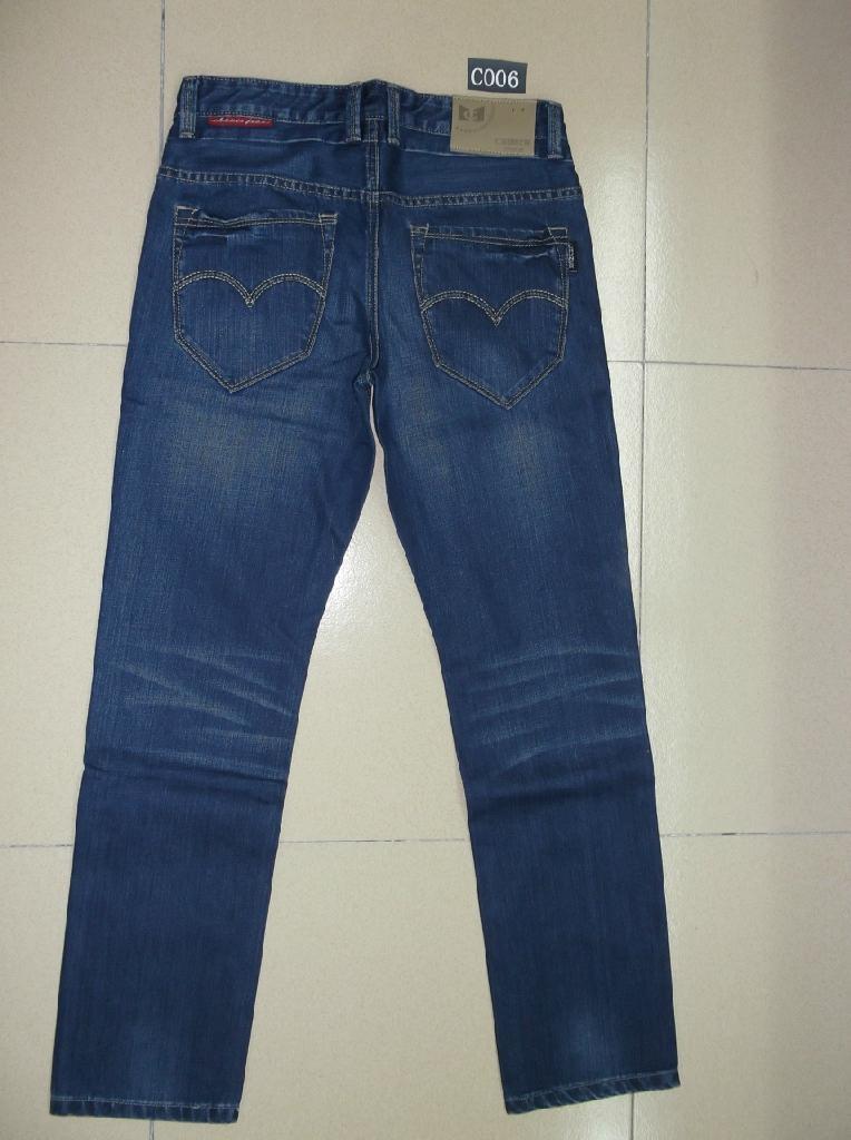 男裝牛仔褲 C006 2