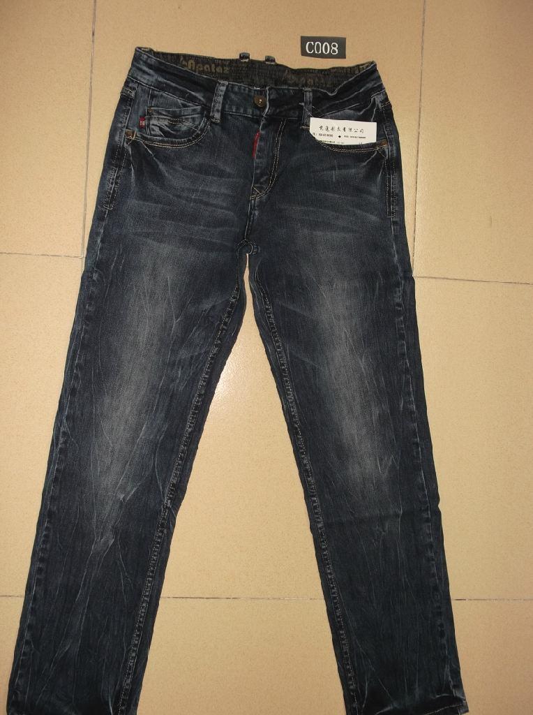 男裝牛仔褲 C008 1
